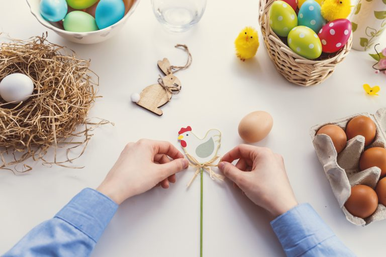 Keeping Kids Busy This Easter