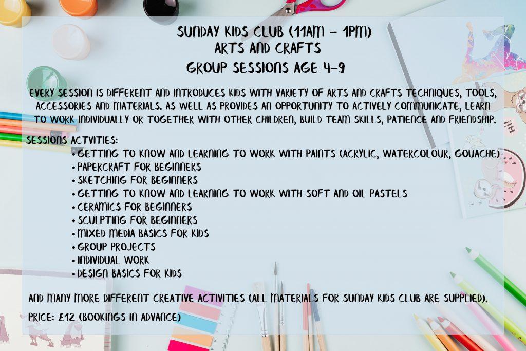 Sunday Kids Club