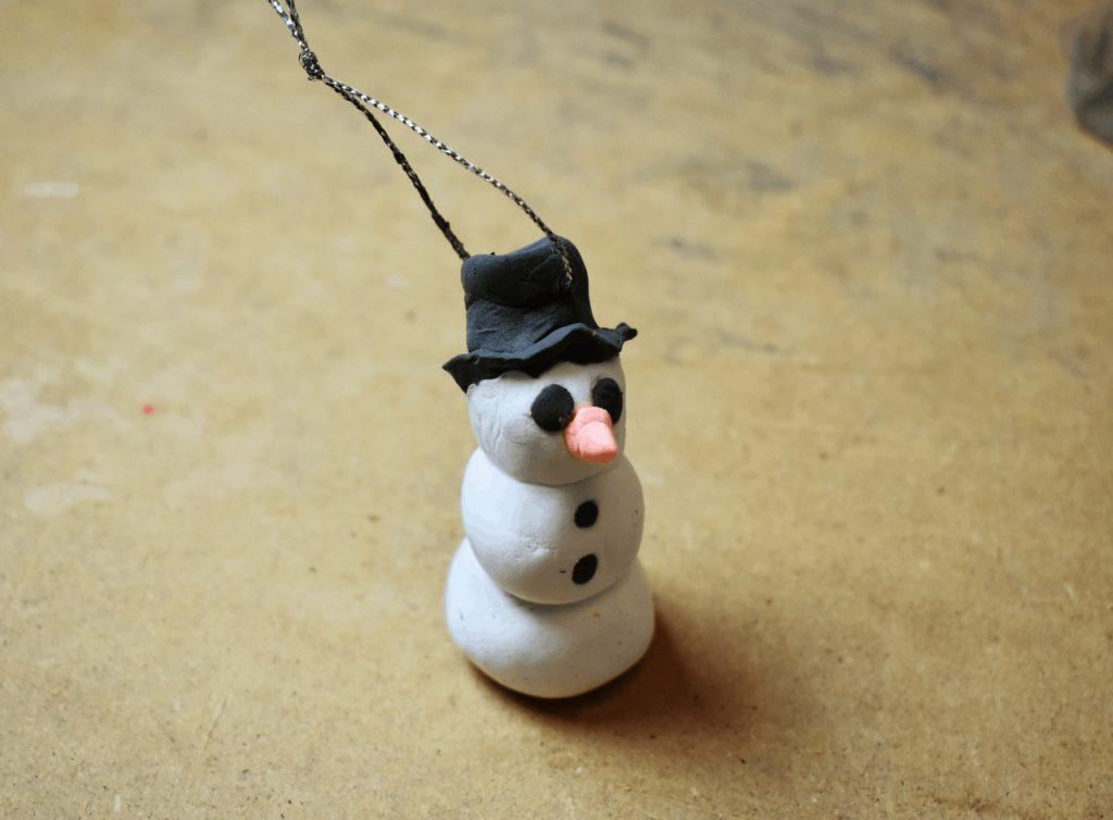 tree toy snowman