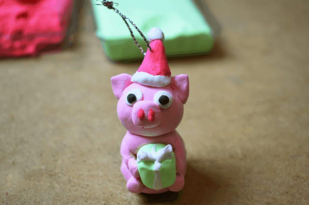 holiday piggy