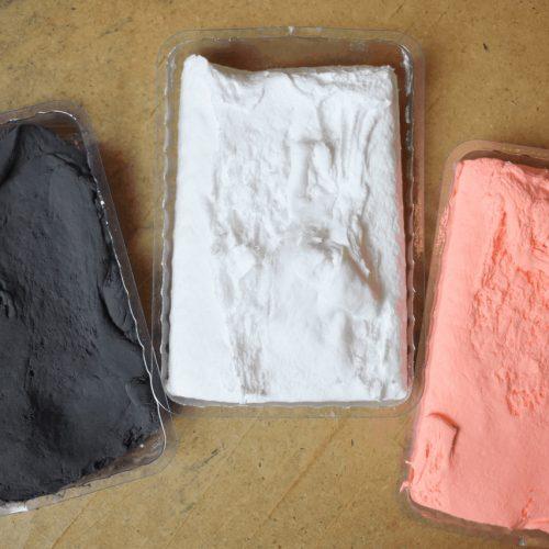 very light clay
