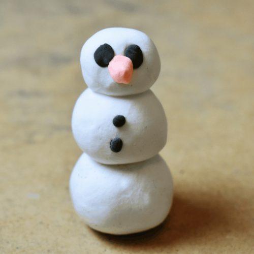 christmas jolly snowman
