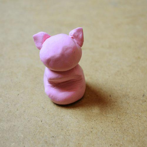 building piggy