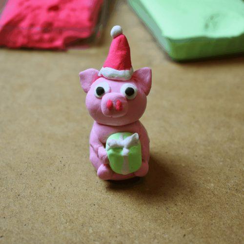 clay piggy